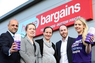 Home Bargains Announce Charity Partnership With Nort