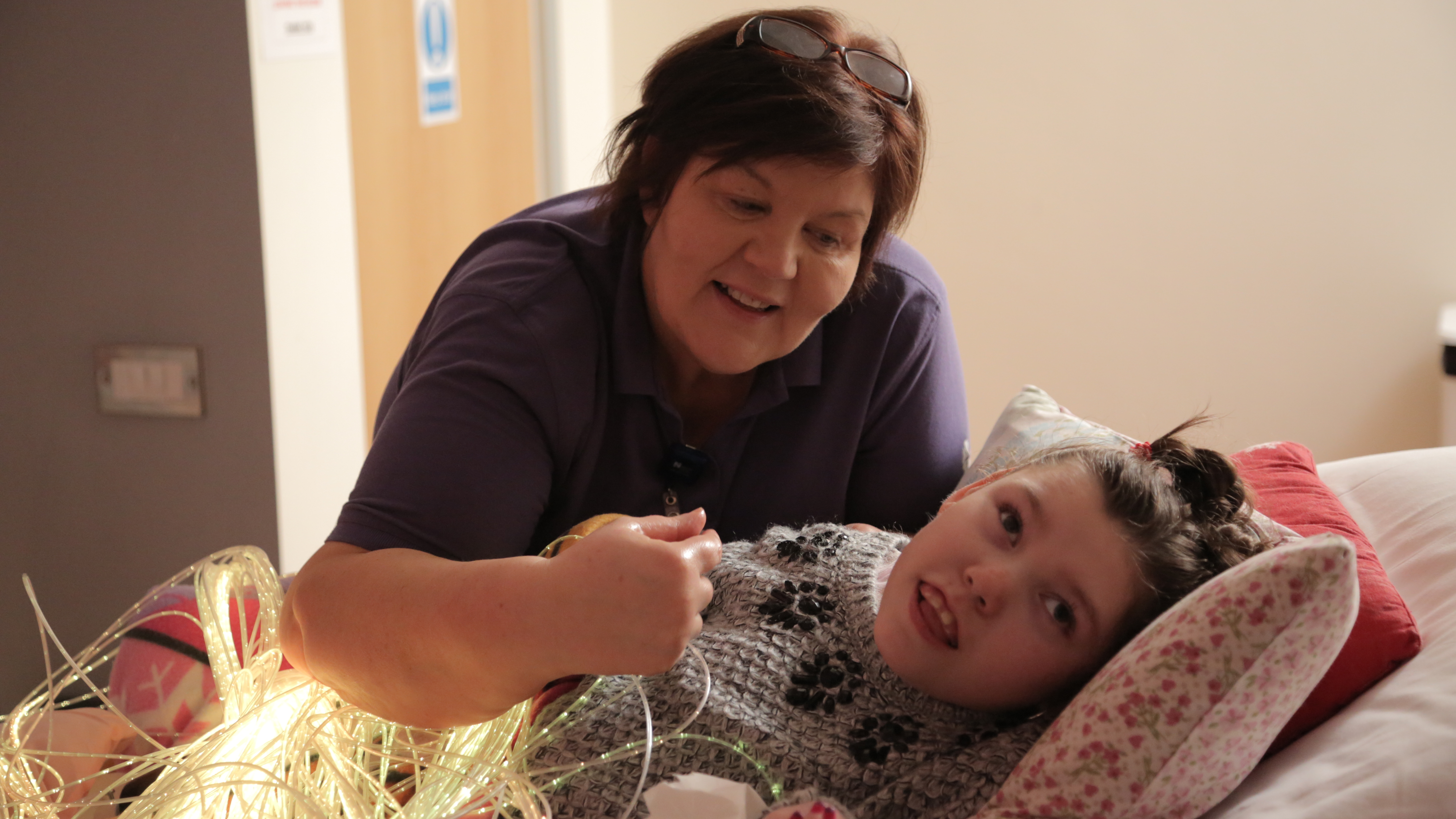 Care at Home | NI Hospice - specialist care to child...